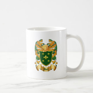 Escudo de Armas Mota Coffee Mugs