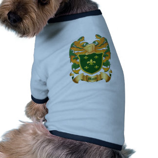 Escudo de Armas Mota Dog Clothes