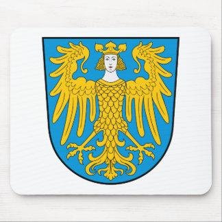 Escudo de armas Mousepad de Nurnberg