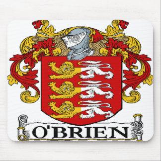 Escudo de armas Mousepad de O'Brien