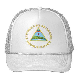 Escudo de armas nicaragüense gorro