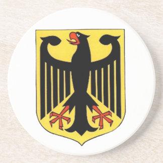 Escudo de armas para Alemania Posavasos Diseño