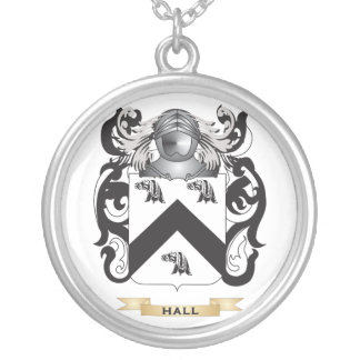 Escudo de armas Pasillo-Inglés (escudo de la famil Colgante Redondo