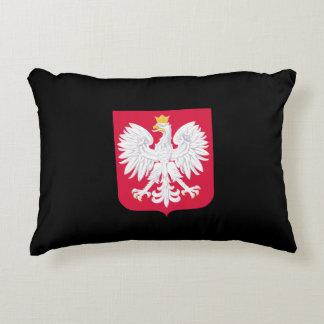 Escudo de armas polaco cojín decorativo