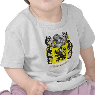 Escudo de armas polivinílico (escudo de la camisetas