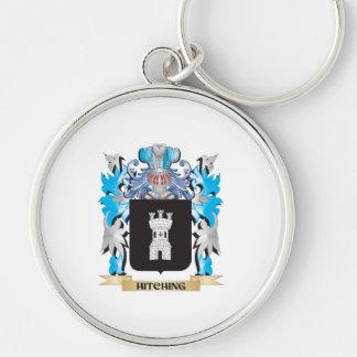 Escudo de armas que engancha - escudo de la llaveros