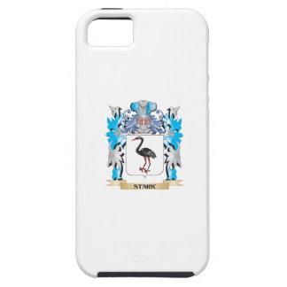Escudo de armas rígido - escudo de la familia iPhone 5 Case-Mate carcasas