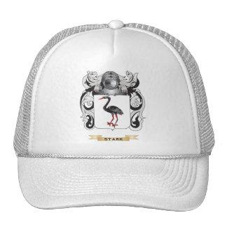 Escudo de armas rígido (escudo de la familia) gorras de camionero