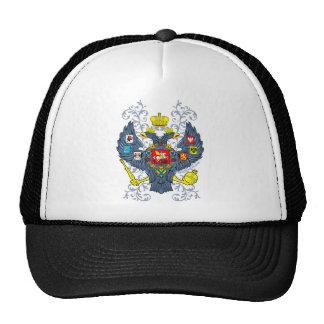 Escudo de armas ruso viejo Герб Gorras