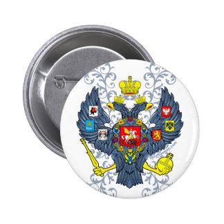 Escudo de armas ruso viejo Герб Pins