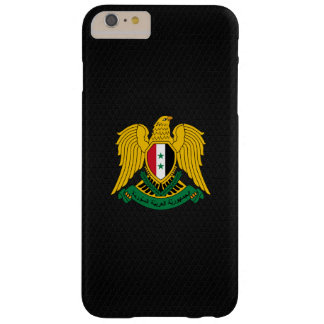 Escudo de armas sirio funda de iPhone 6 plus barely there
