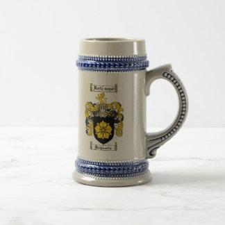Escudo de armas Stein de Schwartz Tazas De Café