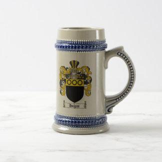 Escudo de armas Stein del Hogan/escudo Stein del H Tazas De Café