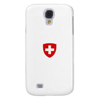 Escudo de armas suizo - recuerdo de Suiza Funda Para Galaxy S4