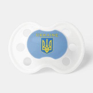 Escudo de armas ucraniano del estado chupetes