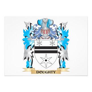Escudo de armas valiente - escudo de la familia