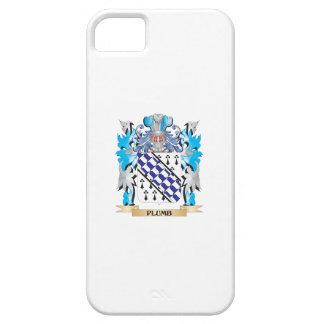 Escudo de armas vertical - escudo de la familia iPhone 5 Case-Mate protector