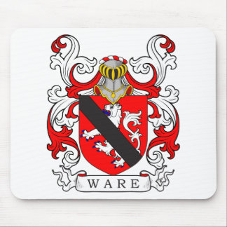 Escudo de armas VI de las mercancías Alfombrilla De Ratón