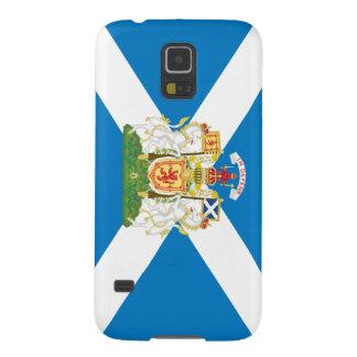 Escudo de armas y bandera de Escocia Funda Para Galaxy S5