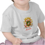 Escudo de Ávila Puerto Rico Camisetas