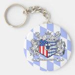 Escudo de Baviera MAHS Llavero