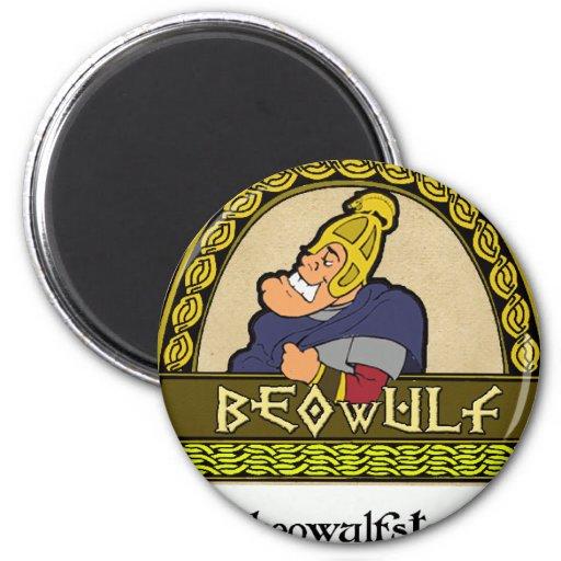 Escudo de Beowulf - la versión del guión Iman De Nevera