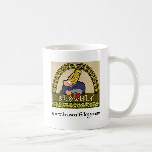 Escudo de Beowulf - la versión del guión Taza De Café
