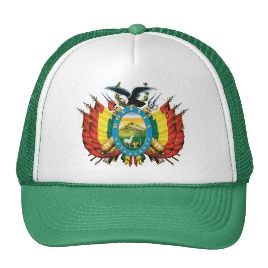 Escudo de Bolivia Trucker Hat