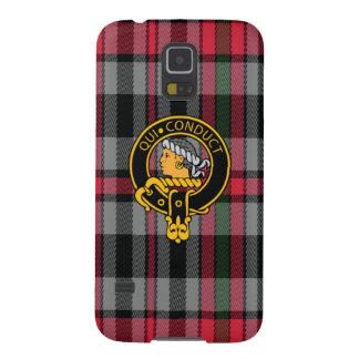 Escudo de Borthwick y caso escoceses de Samsung de Fundas Para Galaxy S5