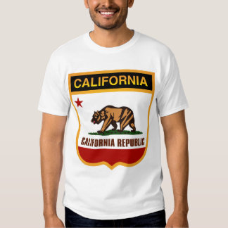 ESCUDO DE CALIFORNIA REMERA