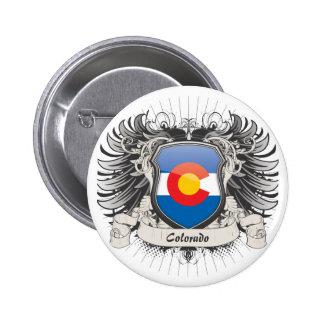 Escudo de Colorado Pins