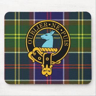 Escudo de Colville y cojín de ratón escoceses del  Tapetes De Ratón
