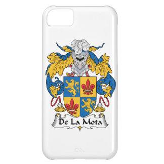 Escudo de De La Mota Family Funda Para iPhone 5C