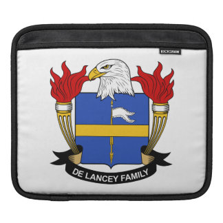 Escudo de De Lancey Family Manga De iPad