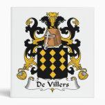 Escudo de De Villers Family