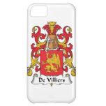 Escudo de De Villiers Family