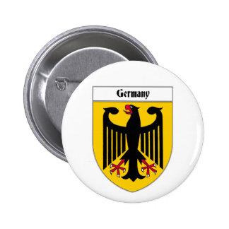 Escudo de Eagle del alemán Pins