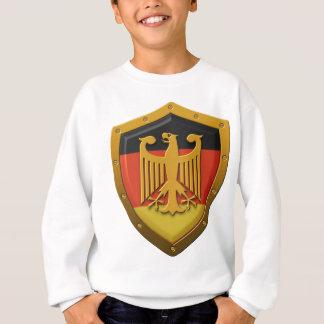 Escudo de Eagle del alemán Playeras