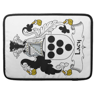 Escudo de encaje de la familia fundas macbook pro