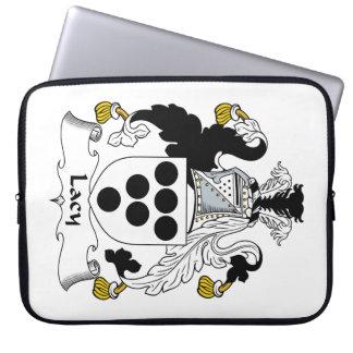 Escudo de encaje de la familia mangas portátiles