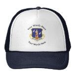 Escudo de encargo del Guardia Nacional del aire Gorros Bordados