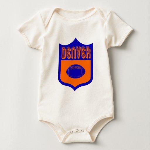 Escudo de encargo Design2 de Denver Mameluco