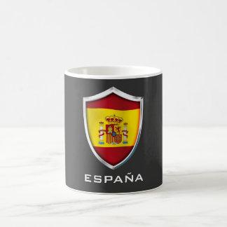 Escudo de España Taza De Café