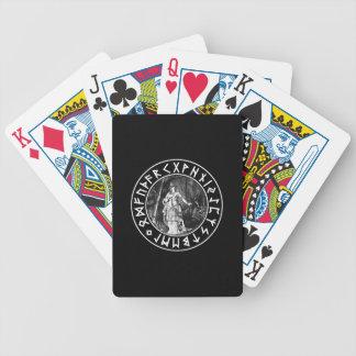 Escudo de Freya Baraja Cartas De Poker