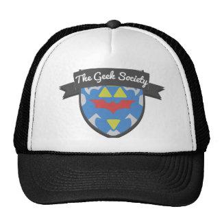 Escudo de GeekSwag Gorro De Camionero