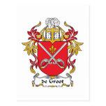 escudo de Groot Family Postal
