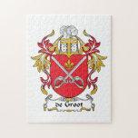 escudo de Groot Family Rompecabezas
