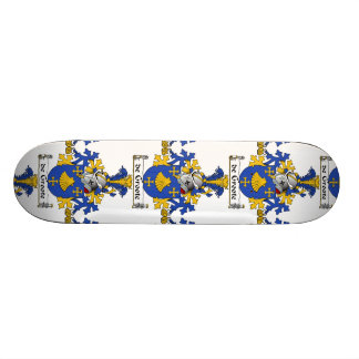 escudo de Groote Family Skate Board
