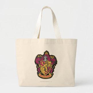 Escudo de Gryffindor Bolsa Tela Grande