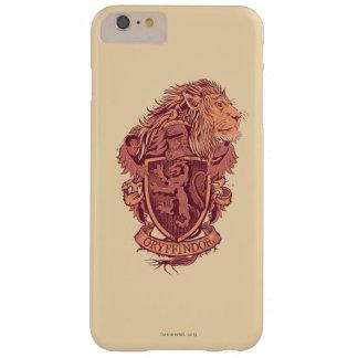 Escudo de GRYFFINDOR™ Funda Para iPhone 6 Plus Barely There